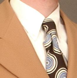 Brown ist sein Name, sein Instrument, sein Anzug und noch vieles mehr (die Gesinnung natürlich nicht).