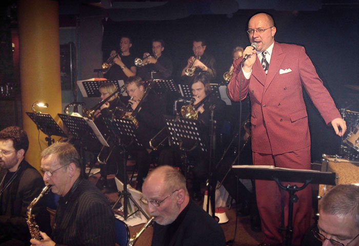 Fritz mit Big Band