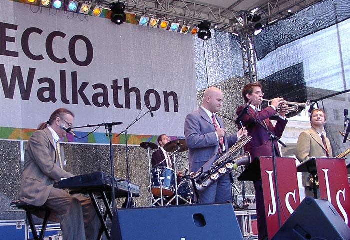 ECCO Walkathon Berlin