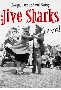 Jive Sharks Plakat 2