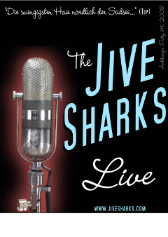 Jive Sharks Plakat 3